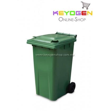 (Pre-Order) 240 Liter Plastic Mobile Garbage Bin - Comply MPK requirement